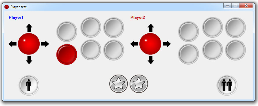 gamez button